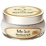 SABON Butter Scrub サボン バタースクラブ【Patchouli Lavender Vanilla パチュリラベンダーバニラ】 イスラエル発 並行輸入品 海外直送