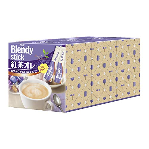 AGF ブレンディ スティック 紅茶オレ 90本 【粉末】 【個包装 スティックタイプ】 【大容量】