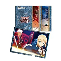 Fate/stay night A4クリアファイル 3