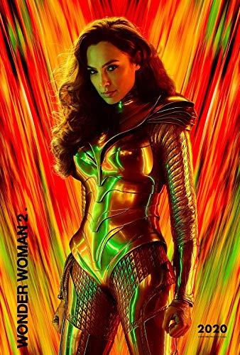 映画ポスター ワンダーウーマン 1984 Wonder Women 1984 DC US版 hi2 [並行輸入品]