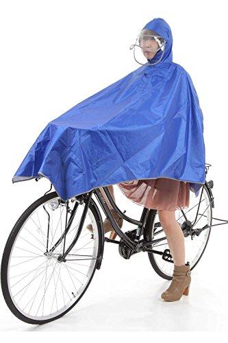 HIIRAGI(ヒイラギ) 自転車用レインポンチョ フリーサ...