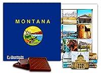 """DA CHOCOLATE キャンディ スーベニア """"モンタナ"""" MONTANA チョコレートセット 5×5一箱 (Flag)"""