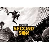 Infamous Second Son Poster by Infamous Second Son [並行輸入品]
