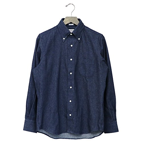 (インディビジュアライズドシャツ) INDIVIDUALIZED SHIRTS『VINTAGE DENIM』(BLUE) (15h, BLUE)