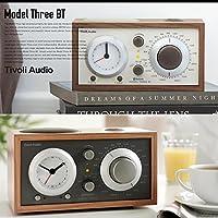 【Tivoli Audio チボリオーディオ】Model Three BT モデルスリービーティー/モデルスリーBT (クラシックウォルナット/ベージュ)