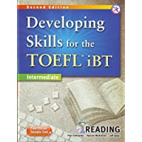 Developing Skills for the TOEFL iBT Second Edition Reading Book with MP3 CD