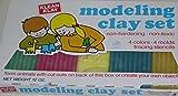Klean Klay Modeling Clay Set [並行輸入品]