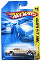 Hot Wheels 2007 New Models Gold CCM Country Club Muscle 19 of 36 #019/180