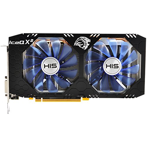 HIS AMD RADEON RX580搭載ビデオカード HS-580R8LCBR オーバークロックモデル