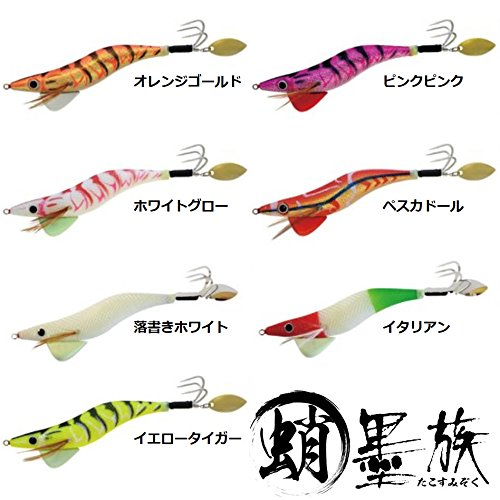 HARIMITSU(ハリミツ) 蛸墨族 ホワイトグロー 35g VE-66