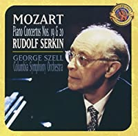 Mozart: Piano Concertos Nos. 19 & 20 [Expanded Edition] by George Szell, Alexander Schneider Rudolf Serkin (2004-02-24)