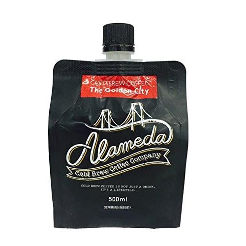 【新商品】【NEW】ALAMEDA COLD BREW COFFEE 500mlx12本 アラメダ コールドブリューコーヒー