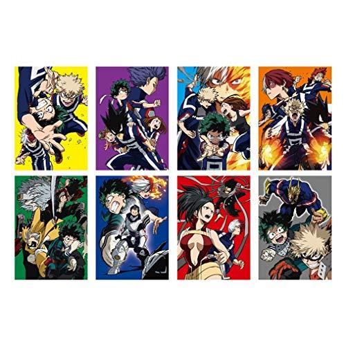 僕のヒーローアカデミア 2nd  全巻セット(Vol.1~8) 【DVD】