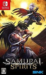 SAMURAI SPIRITS -Switch (【早期購入特典】サムライスピリッツ! 2がダウンロードできるコード 同梱)