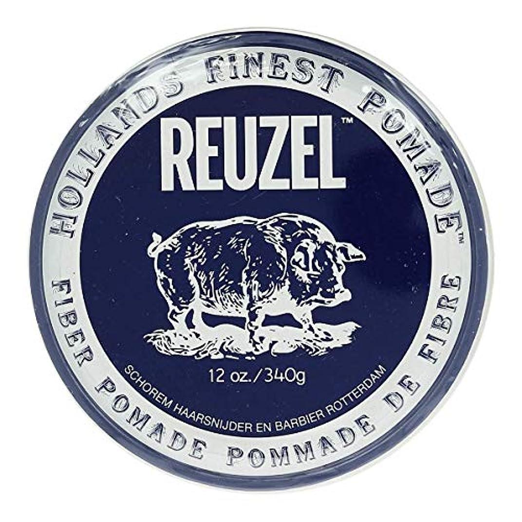 非常にバッフル伝導率REUZEL ルーゾー ファイバーポマード 340g[海外直送品] [並行輸入品]