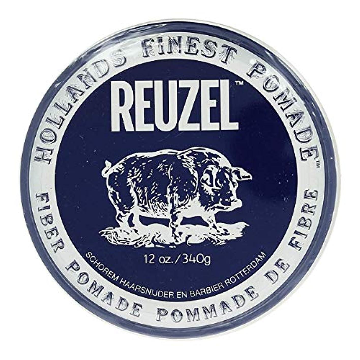 そのような傑作圧縮されたREUZEL ルーゾー ファイバーポマード 340g[海外直送品] [並行輸入品]
