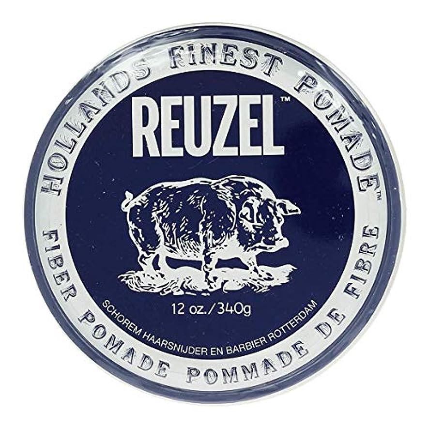 任命するマネージャー概念REUZEL ルーゾー ファイバーポマード 340g[海外直送品] [並行輸入品]