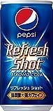 ペプシ リフレッシュショット 200ml ×30缶