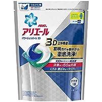アリエール 洗濯洗剤 パワージェルボール3D 詰め替え 18個入 × 4個