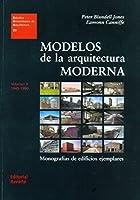 Modelos de la arquitectura moderna, vol. 2