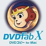 ジャングル DVDFab X DVD コピー for Mac|ダウンロード版
