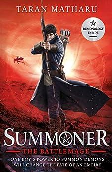 Summoner: The Battlemage: Book 3 by [Matharu, Taran]