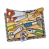 Melissa & Doug - Chunky Puzzle Tools (並行輸入品)