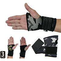 blp(ビーエルピー) WRIST BRACE(2P) AIRLY リストブレス エアリー  BL989 (両手用)手首用サポーター 通気性が良くムレにくい!