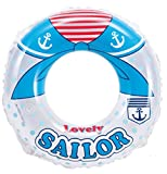 ヒオキ 浮き輪 ラブセーラーウキワ サイズ:70cm