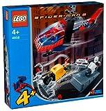 レゴ (LEGO) スパイダーマン2 ドック・オクの犯行現場 4858