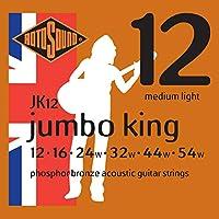 ROTOSOUND/ロトサウンド ROT-JK12 [12-54]  アコースティックギター弦