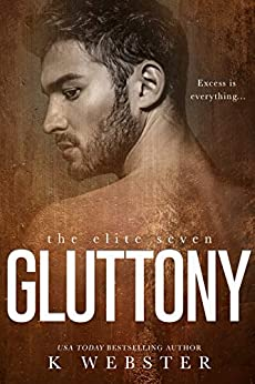 Gluttony (The Elite Seven Book 5) by [Webster, K]