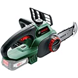 Bosch Cordless Chainsaw UniversalChain 18 (Without Battery, 18 Volt System, in Box)