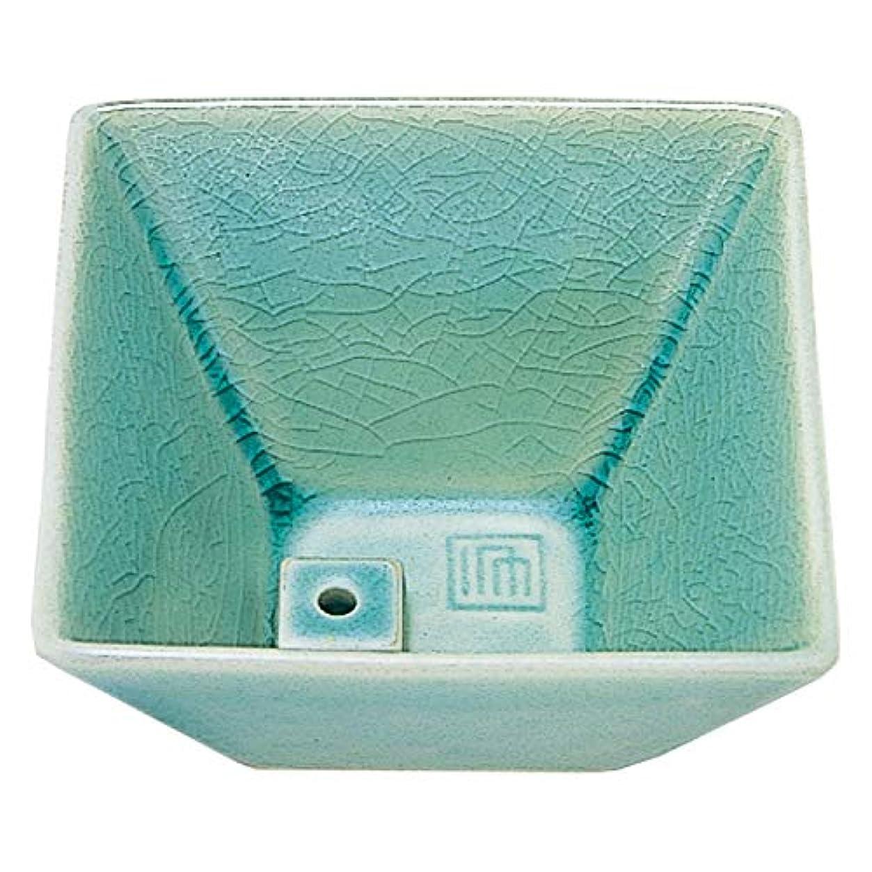 気を散らす支配する規定縁 香器 青磁色