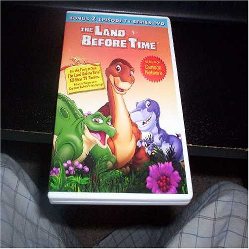 The Land Before Time: Bonus 2-Episode TV Series DVD (Canyon of the Shiny Stones; The Star Day Celebrartion)