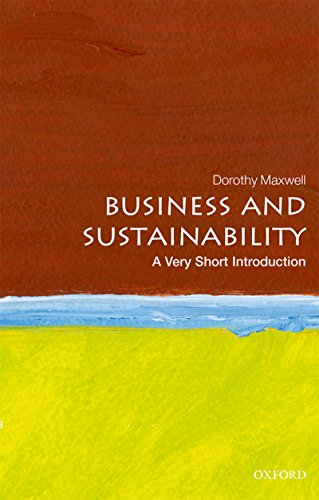 Business and Sustainability: A Very Short Introduction (Very Short Introductions)