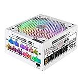 SUPERFLOWER アドレッサブルRGB対応ファン&プラグインコネクタ搭載 80PLUS GOLD 850W電源 LEADEXIII GOLD ARGB 850W 日本正規代理店品