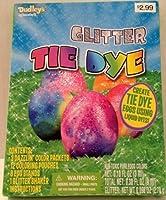 Glitter Tie Dye Egg Decorating Kit by Dudley's [並行輸入品]