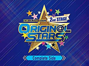 【Amazon.co.jp限定】 THE IDOLM@STER SideM 2nd STAGE ~ORIGIN@L STARS~ Live Blu-ray (Complete Side) (特製ランチトートバッグ&缶バッジ7種付)