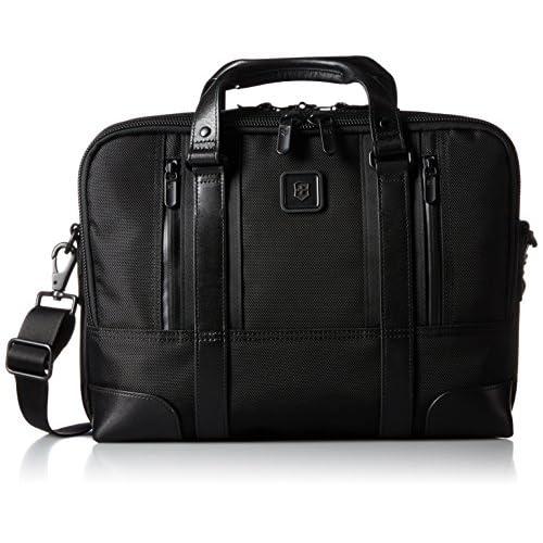 [ビクトリノックス] Victorinox 公式 ビジネスバッグ LaSalle 13 保証書付 601111 BK (ブラック)