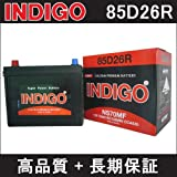 INDIGOバッテリー[85D26R] キャンター【型式P-FE325系 S62.11~ 4D32エンジン 標準仕様車(寒冷地除く) -】