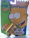 Hot Wheels ホットウィール The Simpsons シンプソンズ Homer's Nuclear Waste Van [並行輸入品]