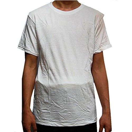 (ジョッキー) JOCKEYS/S CREW 3P TEE WHITE[半袖 クルーネック 丸首 3枚組 アンダーウェア] (L)