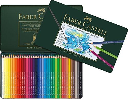 ファーバーカステル アルブレヒトデューラー水彩色鉛筆 36色セット