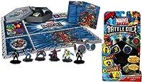[マーベル]Marvel Heroes Battle Dice Starter Set 043970B [並行輸入品]