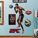 UFC Wall Decal Fighter: Jon Jones by Fathead [並行輸入品]