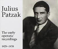 JLIUS PATZAK-FRUEHE OPERN
