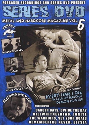 METAL&HARDCORE VOL.6 [DVD]