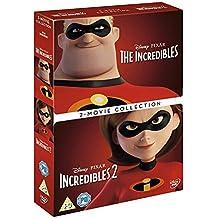 Incredibles 1 & 2 Doublepack