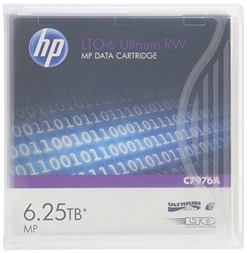 ヒューレット・パッカード C7976A LTO6 Ultrium データカートリッジ